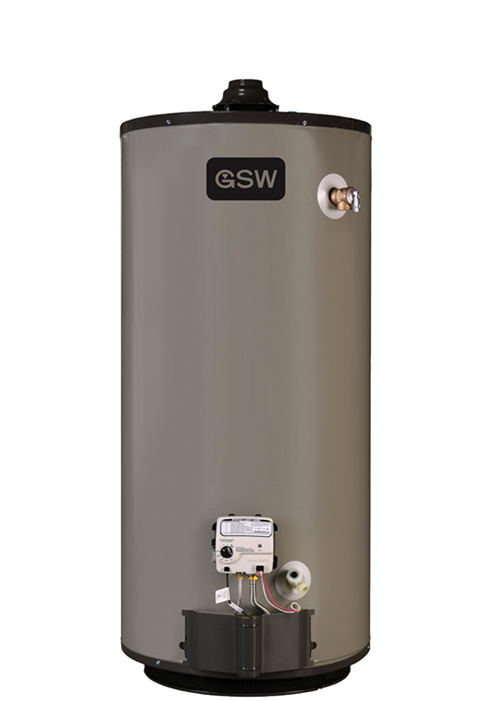 GSW-conventional-vent-water-heater-rental